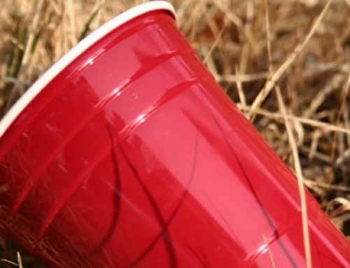 Red Solo Cup… I Fill You Up